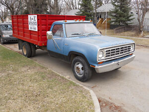 1975 Dodge Power Ram 3500 Other