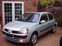 2006 Renault Clio 1.1
