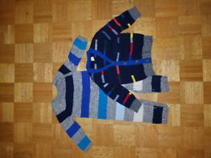 Baby boy clothes 12-18 and 18-24months