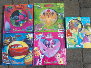 MAJOR LIQUIDATION OF BRAND NEW CHILD BOOKS!!! 4$ EACH OR 2/7$