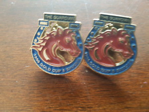 1996 Gold Cup and Saucer pins