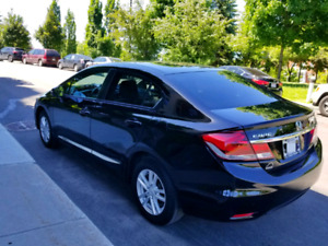 2015 HONDA CIVIC LX - Honda Canada 40th Anni Special Edition!