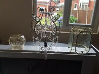 Lamp shade set