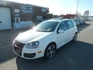 VOLKS GOLF GTI 2008 AUTOMATIQUE