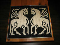 PICTURE - NEEDLEPOINT - REDUCED!!!!!