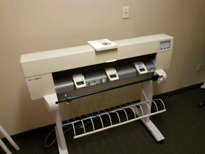 HP Designjet 450C Plotter