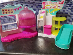 Shopkins - Shoe Dazzle and Bakery