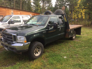 2002 Ford F-350 7.3L POWER STROKE Diesel Truck