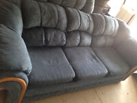 Well maintained, no pets, nonsmoking 3 piece couch set