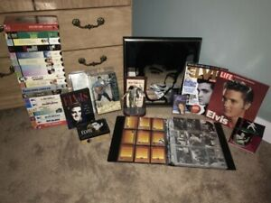 Elvis Presley merchandise/memorabilia lot