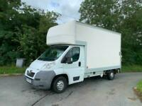 2009 Peugeot Boxer 3.0 HDi 150bhp lwb Luton box with tail lift Luton Diesel Man