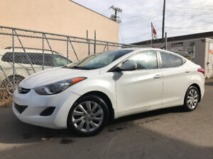 2012 HYUNDAI ELANTRA GLS HAS ONLY 125351 KMS FULL LOADED