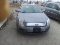 2006 FORD FUSION  SAFETY + E TEST $4500 +HST