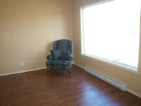 Bright, Partially Furnished, 2-Bed. Apartment in Central Moncton