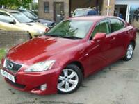 2005 55 LEXUS IS 2.5 250 4D 204 BHP