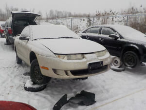 1999 Saturn Ion Now Available At Kenny U-Pull Cornwall Cornwall Ontario image 1