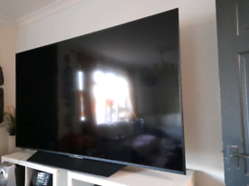 """Sony Slim Ultra HD 75""""inch 3D Android TV New"""
