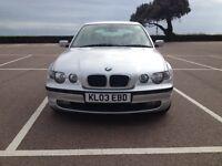 BMW 318TI SE COMPACT AUTO