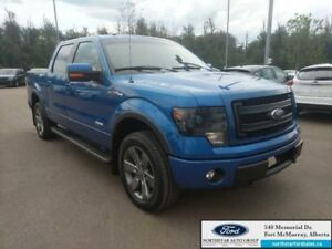 2014 Ford F-150 FX4|3.5L|Rem Start|Nav|Moonroof|Max Trailer Tow