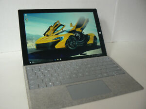 Surface PRO3 12in Core i3 4gbRam 128ssd MINT condition read belo