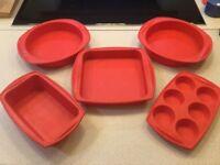 Baking Trays Silicone