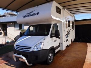Winnebago Iveco Leisure Seeker model 2364 with Electric Bed Belconnen Belconnen Area Preview