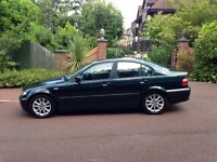 BMW 320 DIESEL 6 SPEED 5 DOOR 2003 2.0 YEAR MOT FULL SERVICE HISTORY DRIVES THE BEST