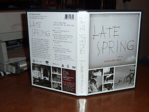 Criterion Collection - Late Spring (Ozu, 2 DVD set)
