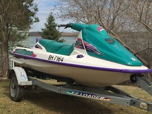 1996 GTS AND 1992 GTS SEA DOO