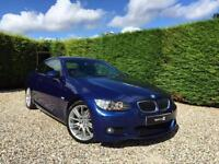 2008 08 BMW 3 SERIES 2.0 320D M SPORT 2D 175 BHP DIESEL