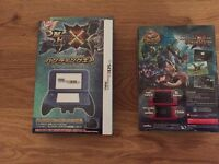 Monster hunter limited edition plus imported game pad