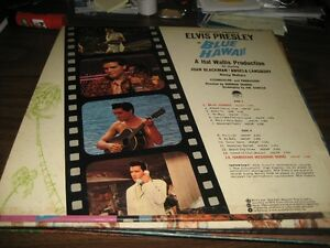 Reduced price ELVIS LP BLUE HAWAII Gatineau Ottawa / Gatineau Area image 2