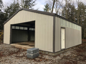 PRE ENGINEERED STEEL BUILDINGS FOR NORTH BAY ONTARIO