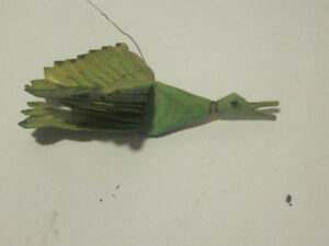 Hand Made Bird Ornaments