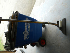 commercial steamcleaner