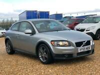 2009 Volvo C30 1.6 D DRIVe SE (s/s) 2dr Coupe Diesel Manual