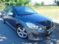 2011 Volvo C30 D3 [150] R DESIGN 3dr Geartronic Heated Seats! Parking Seonsrs...