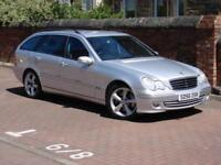 FINANCE AVAILABLE!!! 2006 MERCEDES-BENZ C CLASS 2.1 C220 CDI AVANTGARDE SE 5dr