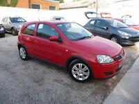 **£35 A WEEK** 2006 Vauxhall Corsa 1.2i 16v Active, EW CD CL LONG MOT