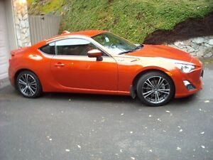 2015 Scion FR-S Coupe (2 door)