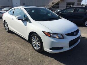 2012 Honda Civic EX Coupé, FINANCEMENT MAISON