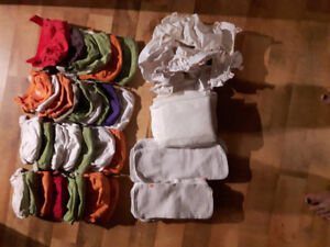 huge G diaper cloth diaper lot