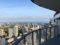 Brand new 2 Bedroom Sub-Penthouse Yonge/Wellesley Great View!
