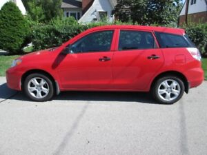 2006 Toyota Matrix S