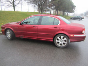 2004 Jaguar X-TYPE AWD,Low KM,Fully loaded,Mint condition!!!