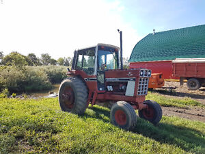 Looking for a international tractor