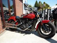 Indian Scout Sixty, 2015/65 VGC FSH 16219miles
