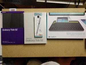 Samsung Galaxy Tab S2 ! Clavier, stylet et étui inclus