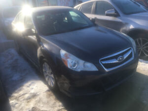 2011 Subaru Legacy certified 2900$pls tax 705 333 3355