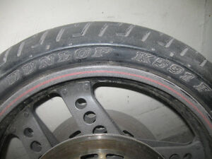 Harley sportster Rims and tires for sale, Good brand